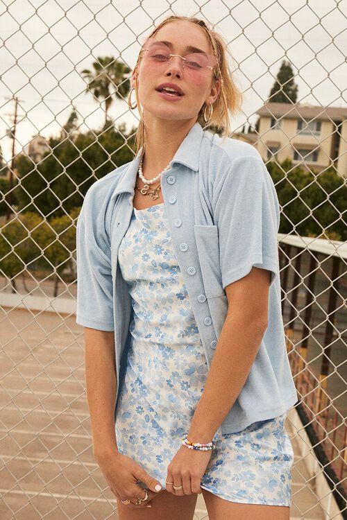 Terry Cloth Shirt, image 1