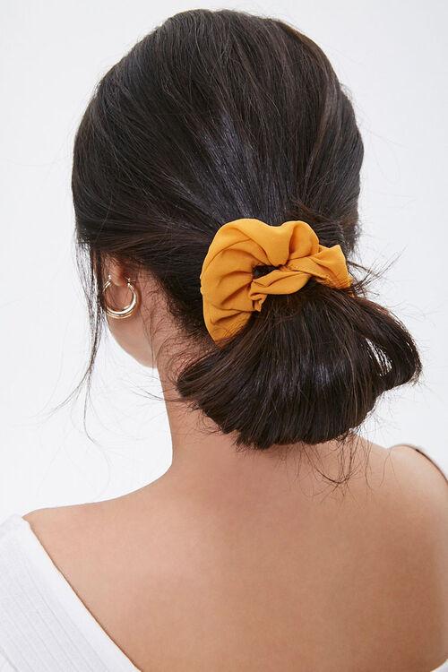 Chiffon Hair Scrunchie, image 1
