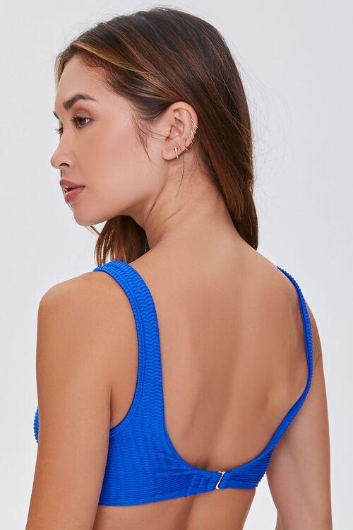 Textured Bikini Top, image 3
