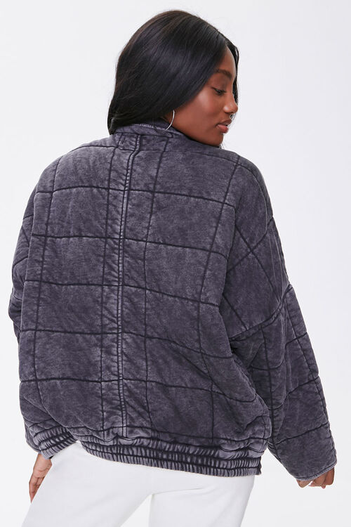 Quilted Zip-Up Jacket, image 3
