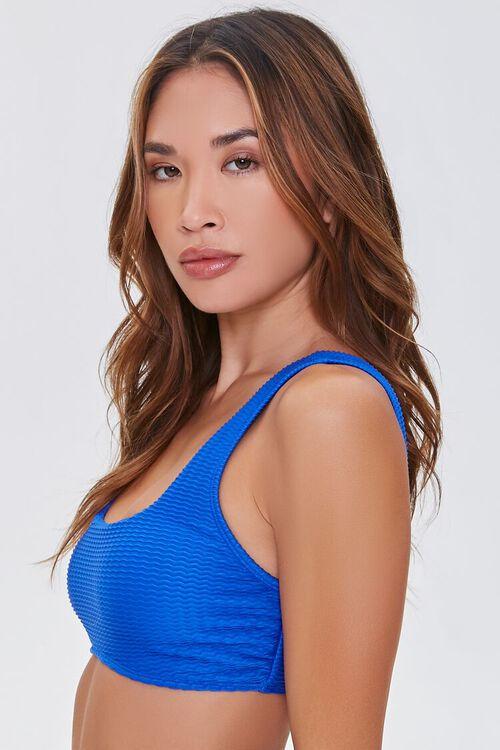 Textured Bikini Top, image 2