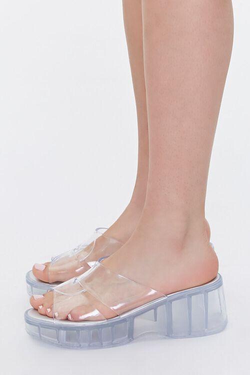 Jelly Platform Sandals, image 2