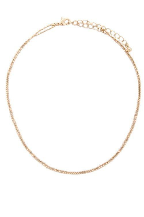 Rhinestone Necklace Set, image 2
