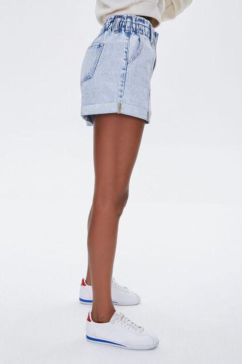 ACID DENIM Denim Paperbag Shorts, image 3