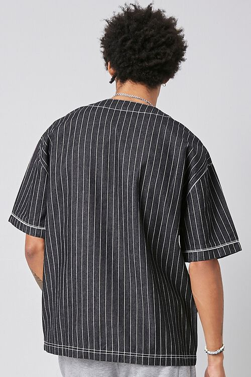 Classic Fit Striped Shirt, image 3
