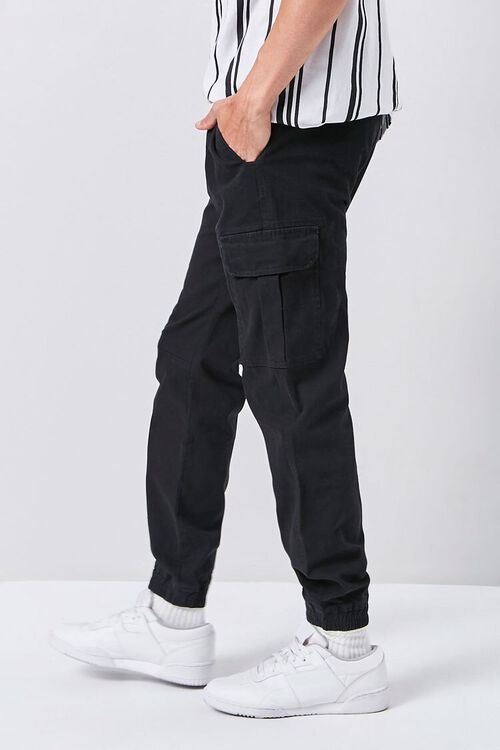 Woven Cargo Joggers, image 3