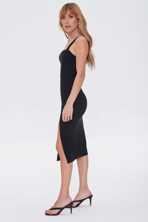 Bodycon Slit Dress, image 3
