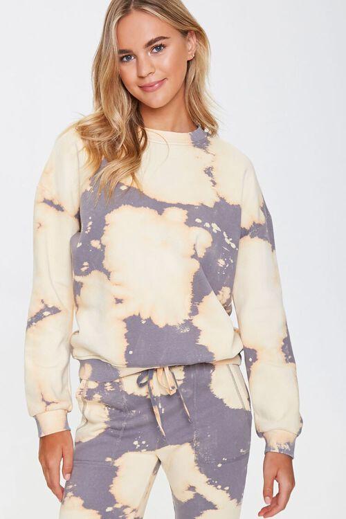Bleach Dye Pullover, image 1