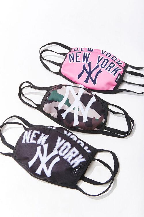 New York Face Mask Set - Assorted 2 Pack, image 1