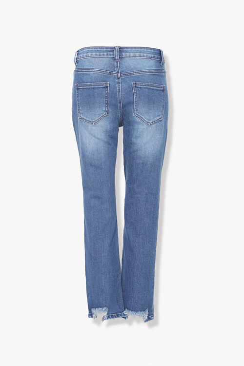 Distressed Ankle Jeans, image 3