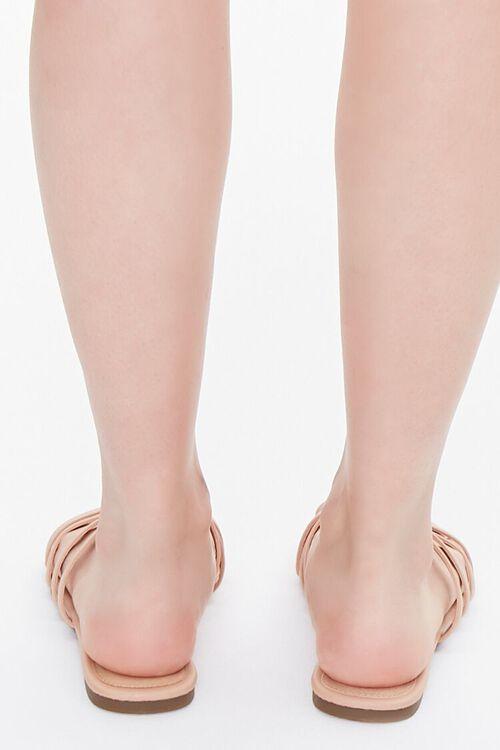 Strappy Square-Toe Sandals, image 3