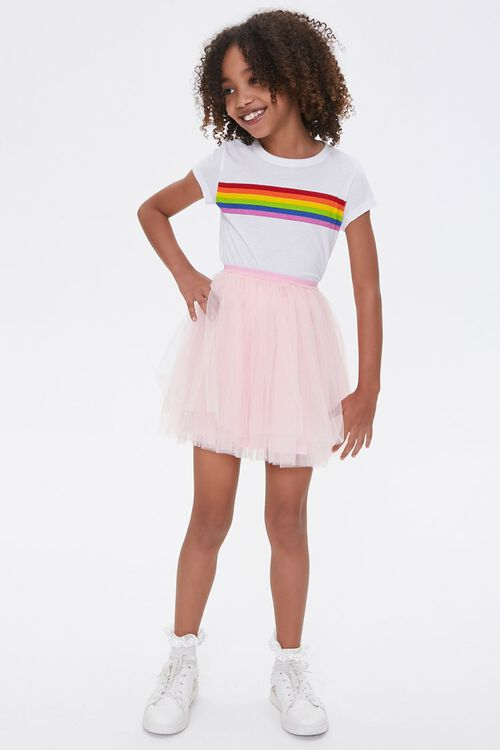 Girls Tulle Ballerina Skirt (Kids), image 5