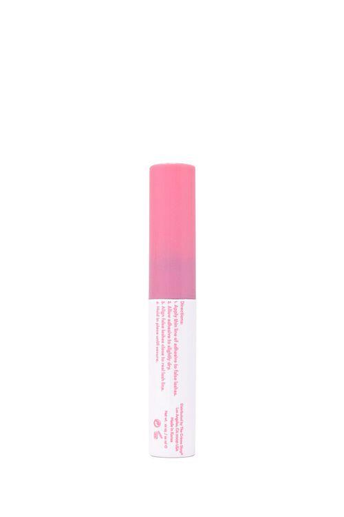 WHITE The Crème Shop Eyelash Adhesive - Clear, image 2