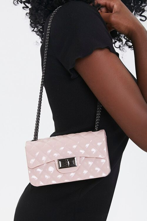 Opaque Mini Crossbody Bag, image 1