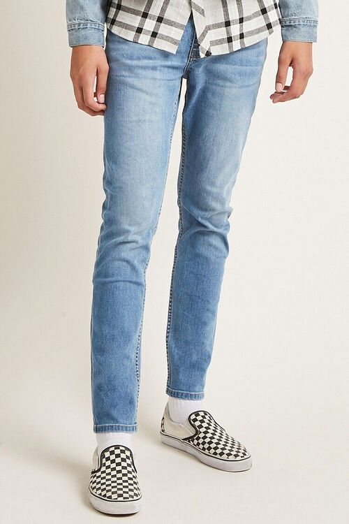 Clean Wash Slim-Fit Jeans, image 1