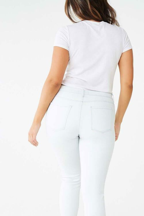 Mid-Rise Skinny Jeans, image 7