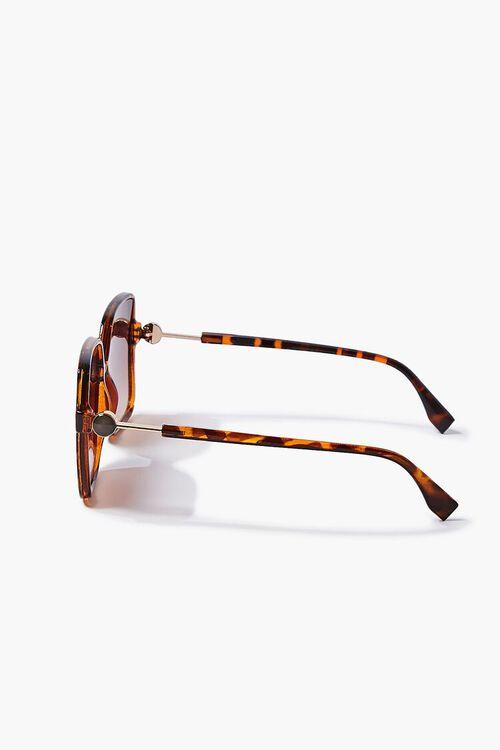 Tinted Square Sunglasses, image 3