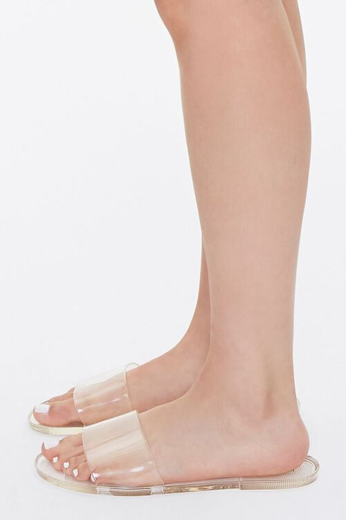 Semi-Transparent Jelly Sandals, image 2