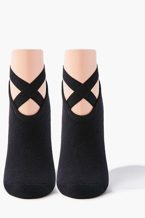 Crisscross Grip Socks, image 4