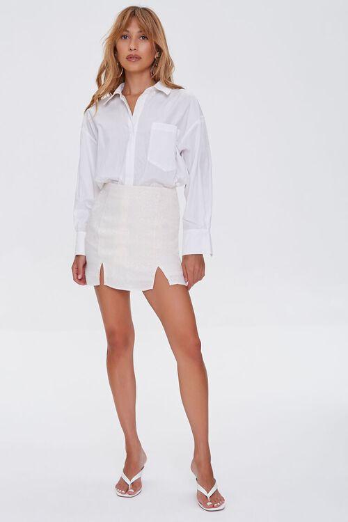 M-Slit Mini Skirt, image 5