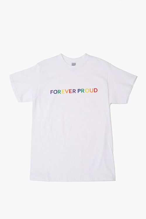 Plus Size Forever Proud Graphic Tee, image 1