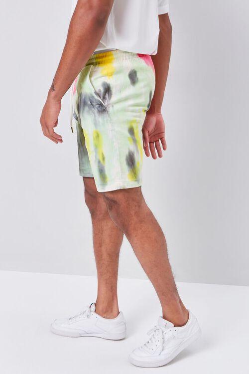 Tie-Dye Drawstring Shorts, image 3