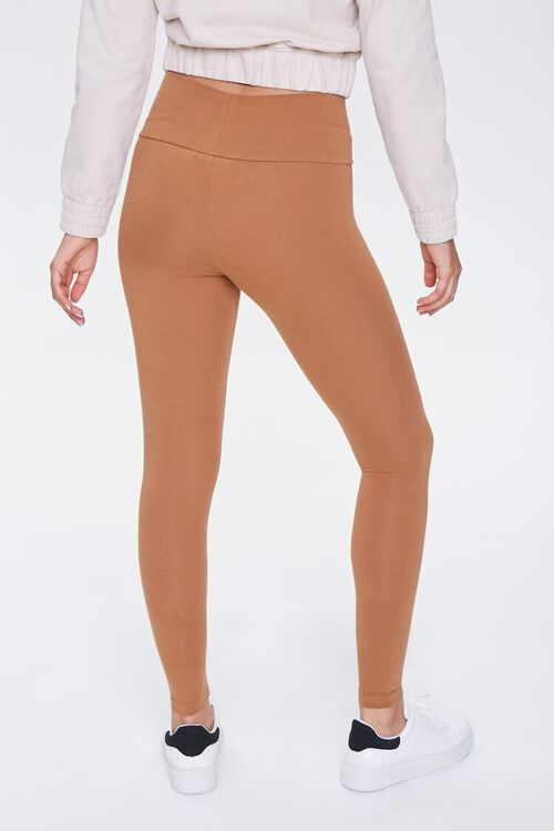 Basic High-Rise Leggings, image 4