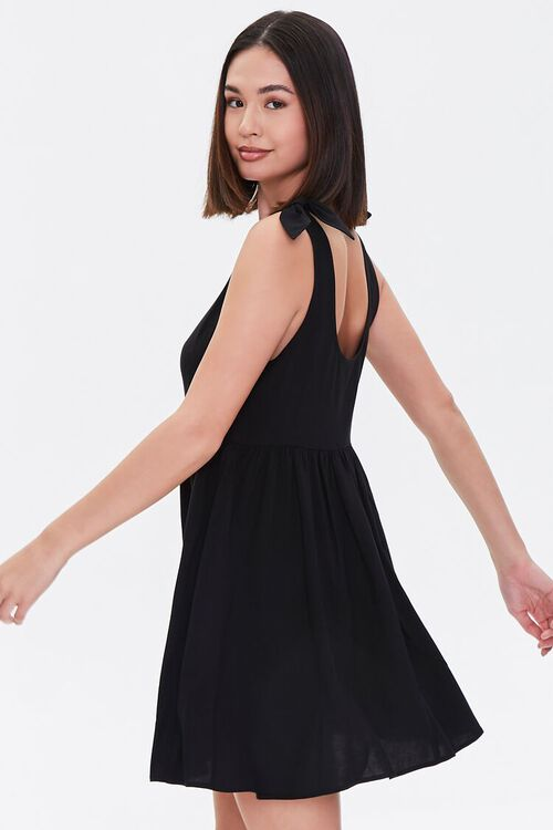 Knotted Fit & Flare Dress, image 2