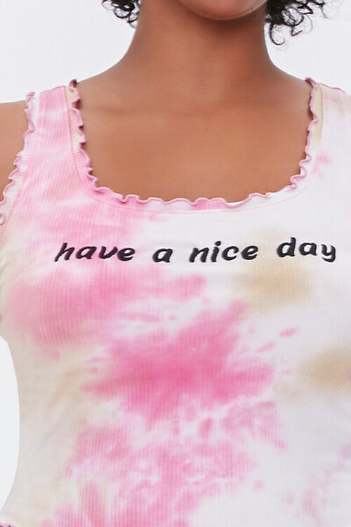 Plus Size Have a Nice Day Tank Top, image 5