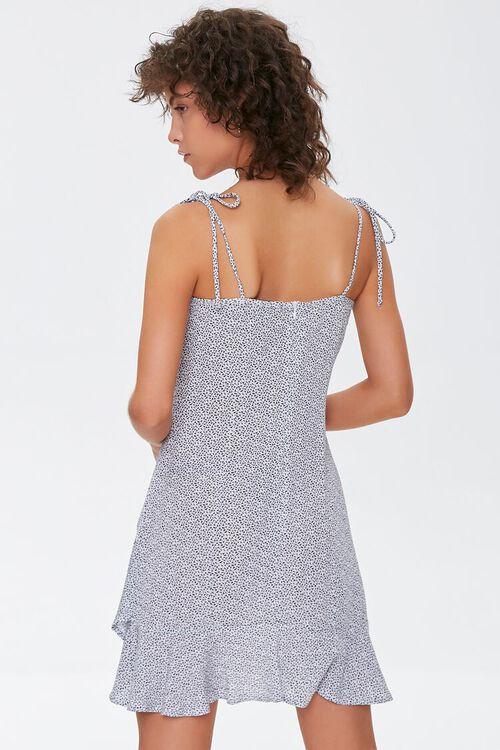 Ditsy Floral Mini Dress, image 3