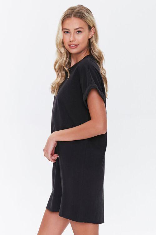 Cuffed T-Shirt Dress, image 2