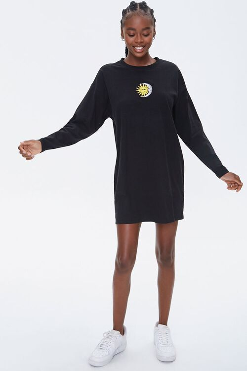 Sun & Moon Mini Dress, image 4