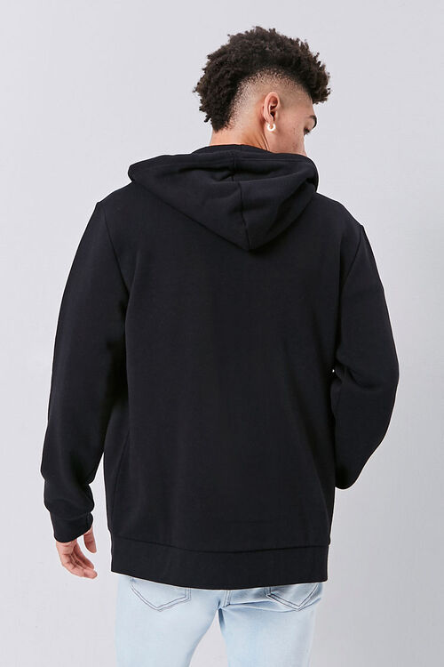 Fleece Zip-Up Hoodie, image 3