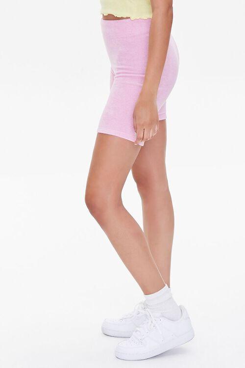 Mineral Wash Biker Shorts, image 3