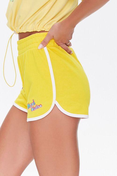 Moxi Skates Ringer Shorts, image 3