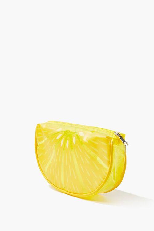 Citrus Design Curved Pouch, image 2