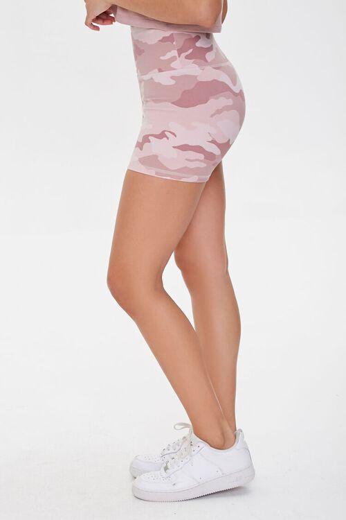 Active Camo Print Shorts, image 3