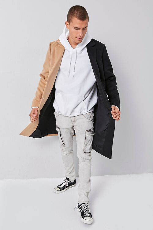Colorblock Longline Coat, image 4