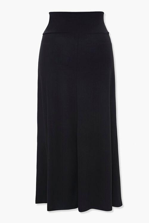 Plus Size Banded Maxi Dress, image 3