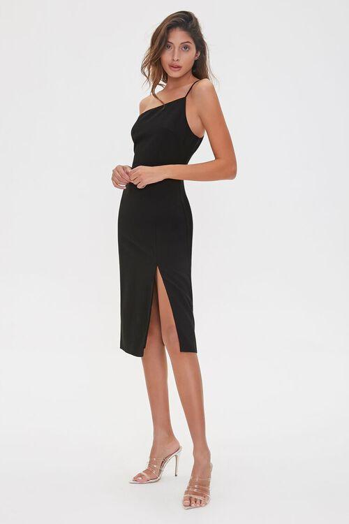 One-Shoulder Cami Dress, image 3