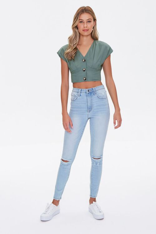 Knotted-Bow Dolman Top, image 4