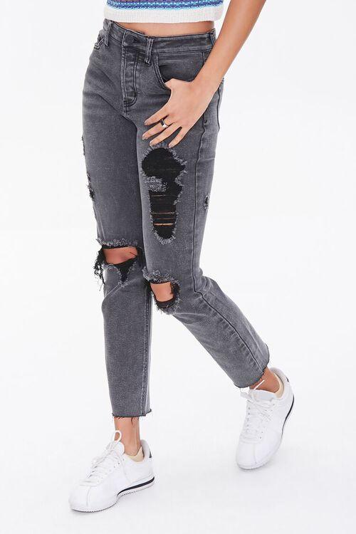 Sustainable Denim Boyfriend Jeans, image 1