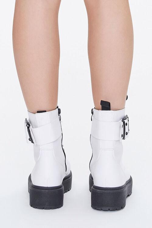 Buckled Platform Boots, image 3