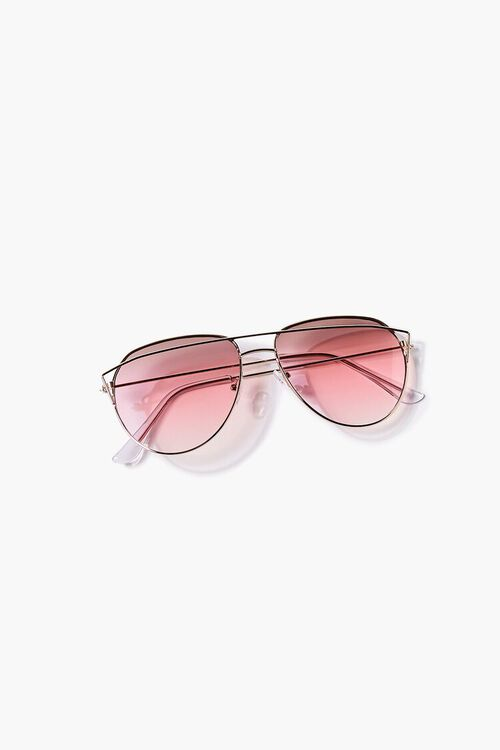 Metal Aviator Sunglasses, image 4