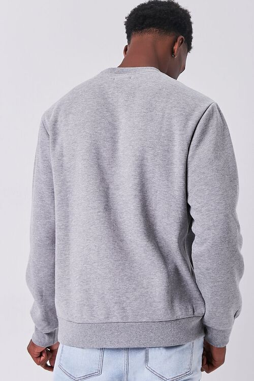 City Embroidered Graphic Sweatshirt, image 3