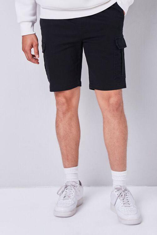 Drawstring Cargo Shorts, image 2