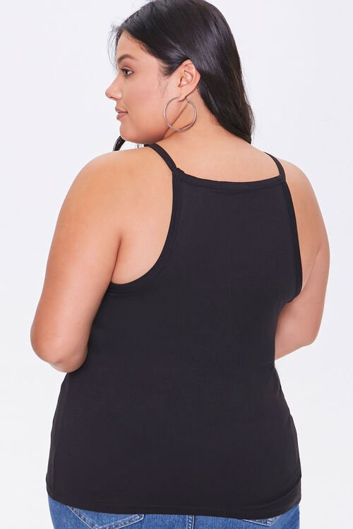 Plus Size Caged Cami, image 3