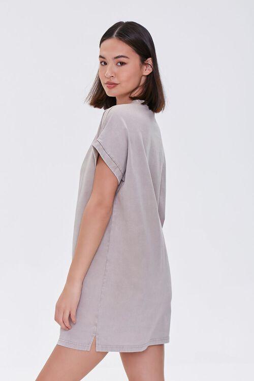 Angel Graphic T-Shirt Dress, image 2