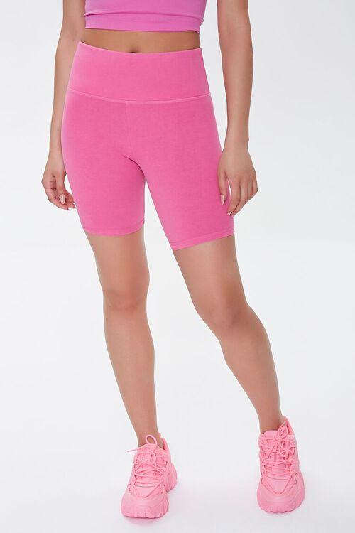 FUCHSIA Active Biker Shorts, image 2