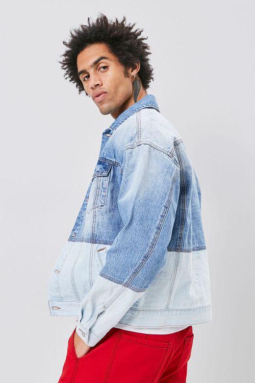 Two-Toned Denim Jacket, image 2